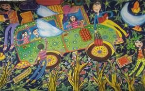 افتخارآفرینی کودکان ایرانی در مسابقات نقاشی و عکاسی «لیدیسه» کشور چک