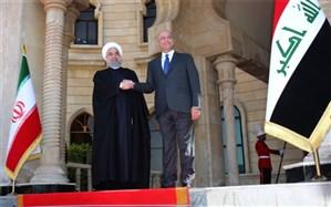 مقایسه سفر روحانی و ترامپ به عراق