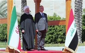 روحانی برهم صالح را به ایران دعوت کرد