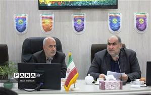 آیین تجلیل از برترین های اردوی ملی پیشتازان و اعضای مجامع و مجلس دانش آموزی آذربایجان غربی برگزار شد