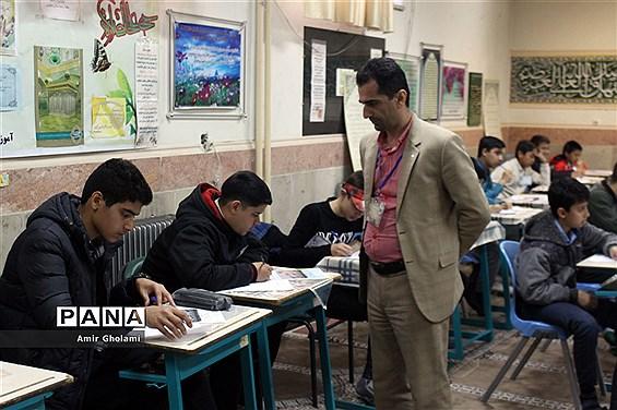 پنجمین دوره جشنواره نوجوان خوارزمی در چهاردانگه