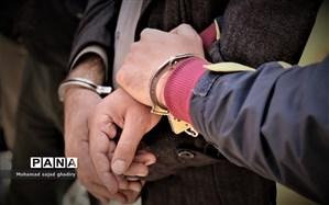 بازداشت 770 سارق در بیست و سومین مرحله از طرح رعد
