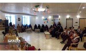 برگزاری  کارگاه تشکیلاتی مربیان پیشتاز در درگز
