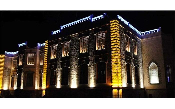 ساختمان شهرداری اردبیل