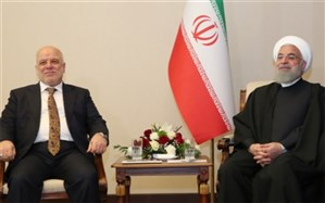 روحانی: ایران و عراق نقش تأثیرگذاری در منطقه ایفا میکنند