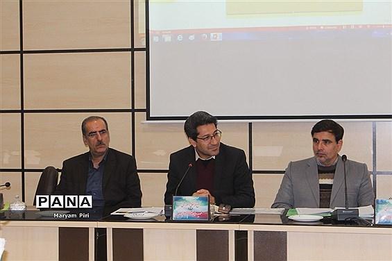 نشستخبری اسکان نوروزی فرهنگیان