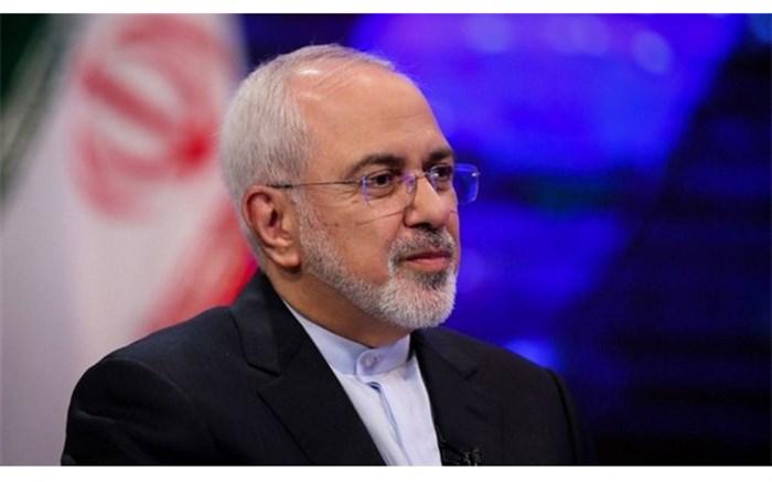 ظریف: امروز یکی دیگر از اثرات جنگ صدام علیه ایران برداشته شد