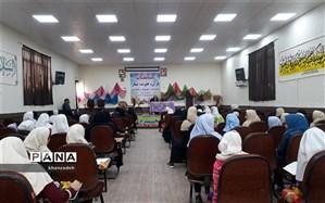 برگزاری مسابقات قرآن ، عترت و نماز ناحیه 2 اهواز
