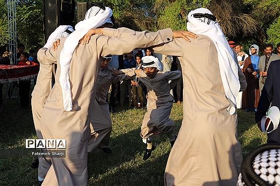 جشنواره فرهنگی اقوام ایرانی در امیدیه