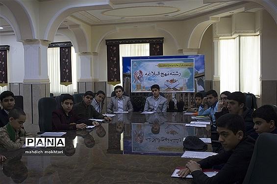 سی و هفتمین دوره از مسابقات قرآن، عترت و نماز در استان یزد