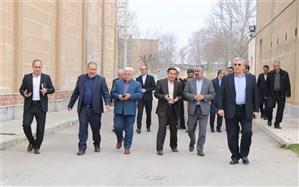 شورای شهر ارومیه با هدف بسترسازی فعالیت های ورزشی در بهسازی فضاهای ورزشی آموزش و پرورش مشارکت می کند