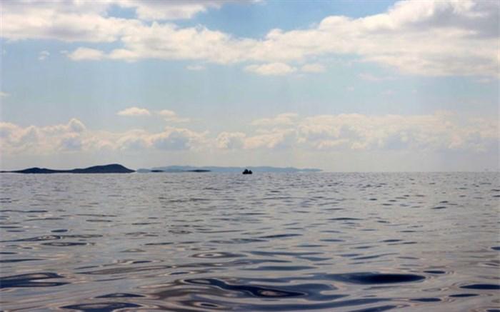 دریاچه ارومیه به گستره 2500 کیلومتر مربع رسید