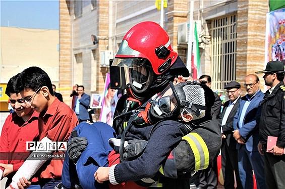 سخنگوی سازمان آتشنشانی: هر سال 2 بار از مدارس تهران بازدید سختافزاری داریم