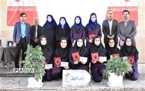اولین کارسوق دانش آموزی طب ایرانی در یزد