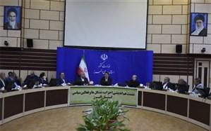 نشست هم اندیشی احزاب،تشکلها و  فعالان سیاسی استان البرز با استاندار برگزار شد