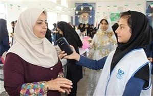نمایشگاه فن بازار و فناوری و دست سازه های دانش آموزان در بوشهر برگزار شد