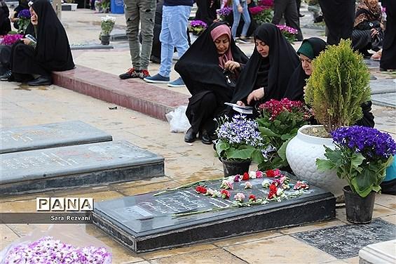 آخرین پنجشنبه سال 97 در آستان مقدس امامزاده عقیل (ع) اسلامشهر
