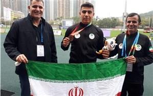 دوومیدانی قهرمانی نوجوانان آسیا؛ دبل برنزی ایران در روز اول