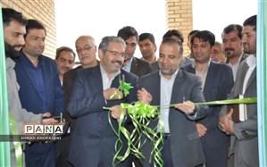 اداره محیط زیست  شهرستان لالی افتتاح شد