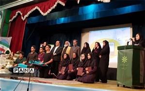 اولین رویداد هنری دانش آموزی در یزد