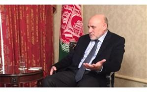 سفر نماینده ویژه رئیسجمهوری افغانستان در امور صلح به ایران