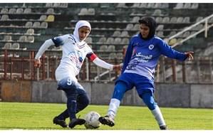 تیم فوتبال بانوان خلیج فارس شیراز در قعر جدول باقی ماند