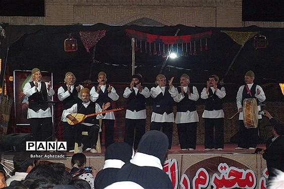 برگزاری جشنواره اقوام ایرانی در فشافویه