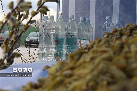 آغاز دومین جشنواره بیدمشک در ارومیه