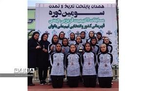 کسب مقام سومی مسابقات فریزبی بانوان کشور به شهرستان امیدیه  تعلق گرفت