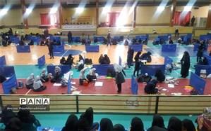 درخشش دانش آموزان دبیرستان فرزانگان دوره اول در المپیاد نبوغ