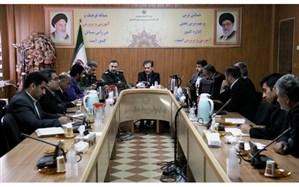 نشست کمیته دانش آموزی و فرهنگیان کنگره گرامیداشت 5400 شهید استان برگزار شد
