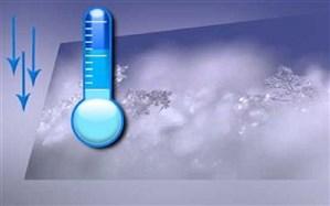 دمای آذربایجان غربی کاهش می یابد