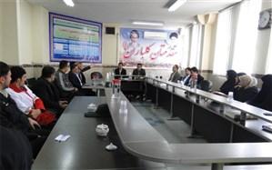 برگزاری کمیته فرهنگی پیشگیری شورای هماهنگی مبارزه با مواد مخدر در پاکدشت