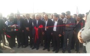 عملیات اجرایی پروژه آبشیرینکن ۳۵ هزار مترمکعبی بوشهر آغاز شد