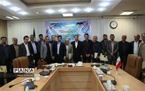 مجمع عمومی سالیانه هیئت ورزش کارگران البرز برگزار شد