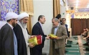 تقدیر از فعالان ترویج فرهنگ ایثار و شهادت  استان  بوشهر