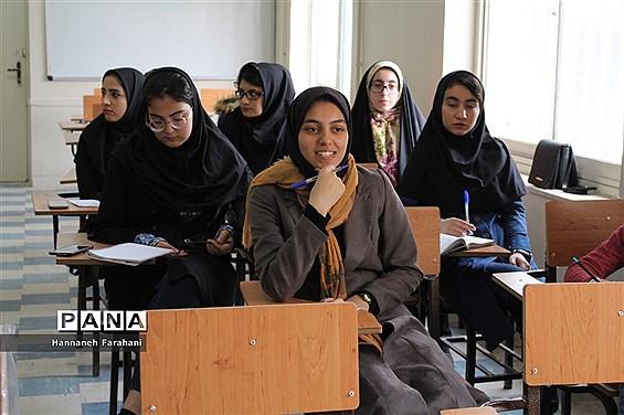 اولین آموزش خبرنگاری در خبرگزاری پانا همدان