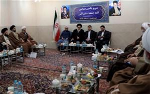 استاندار البرز : حضور علما و روحانیون برای مردم منشا آرامش است
