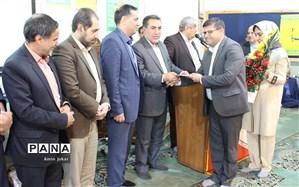 معاون جدید پرورشی و فرهنگی اداره کل آموزش و پرورش فارس منصوب شد