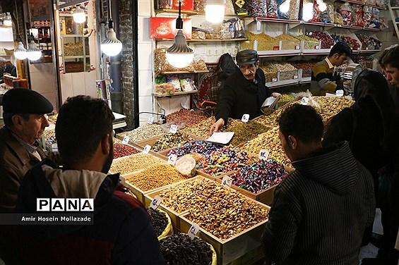 بازار داغ خرید و فروش نوروزی در ارومیه