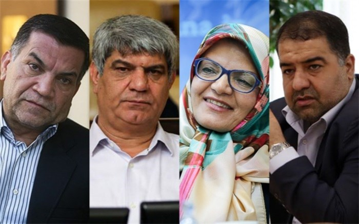 اعضای شورای شهر تهران
