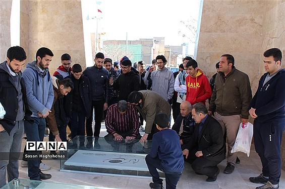 اعزام کاروان راهیاننور خانوادگی شهرستان اسلامشهر