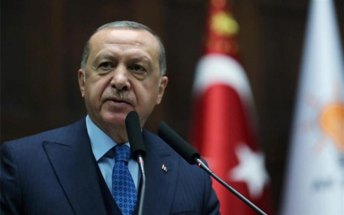 اردوغان رسیدن نوروز را تبریک گفت