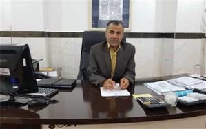 پیام تبریک رییس آموزش و پرورش شهرستان عسلویه به مناسبت فرا رسیدن سال نو