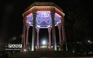 حافظیه میزبان 20 هزار نفر در هنگام تحویل سال 98