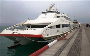 اولین کشتی پیشرفته گردشگری ایرانی به آب انداخته شد