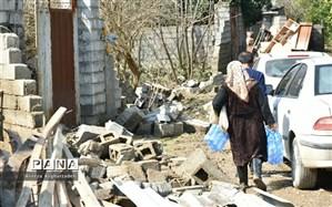 پرداخت ۱۲۰ میلیارد تومان به سیلزدگان در کشور