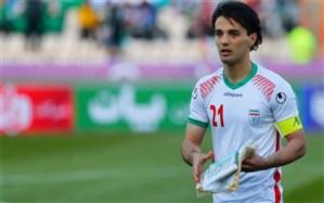 دعوت از یک بازیکن جدید به اردوی تیم ملی فوتبال ایران