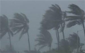 وزش باد شدید و خیزش گرد و خاک در نوار شرقی کشور