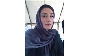 هدیه تهرانی در استان سیلزده گلستان+تصاویر